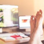 Zdrowe i ładne stopy